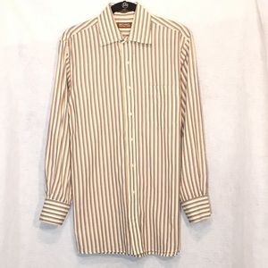 Michael Michael Kors Striped Button Down Shirt